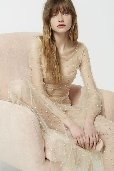 Los vestidos de novia de Otaduy son perfectos para ser una novia diferente
