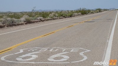 En moto por el Oeste Norteamericano (13): Bagdad Café, un ícono de la ruta 66