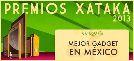 Ya tenemos ganador de mejor gadget en México en los premios Xataka 2013