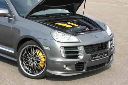 SpeedART Titan DTR 310, más potencia para el Porsche Cayenne Diesel