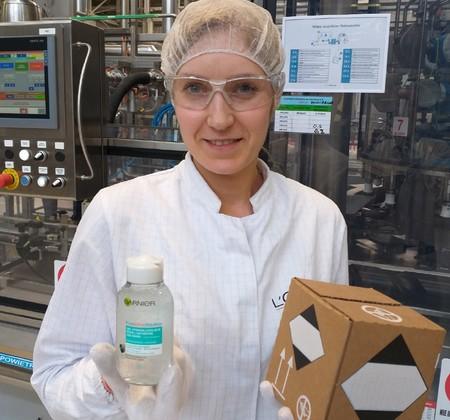 Garnier dona 200.000 unidades de gel hidroalcohólico para uso de los trabajadores de supermercados y otros profesionales