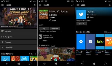 Algunos problemas aparecen con la renovada Tienda de Windows y desde Microsoft ya trabajan en ello