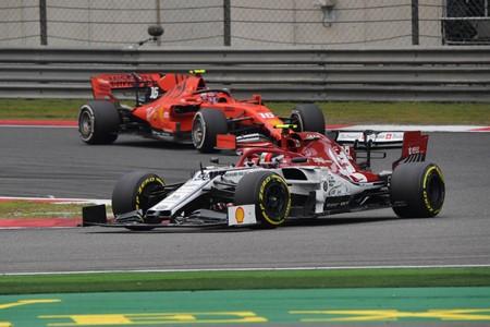Giovinazzi Leclerc F1 2019