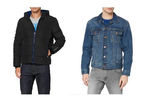 Ofertas de Amazon en chaquetas y cazadoras Levi's, Superdry o Pepe Jeans: prepárate para el otoño ahorrando