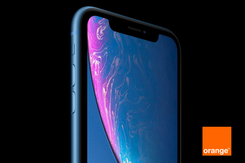 iPhone XR ya está disponible en Orange: precios y tarifas