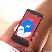 Facebook anuncia que fusionará Messenger con los mensajes directos de Instagram, permitiendo mensajes cruzados entre ambos