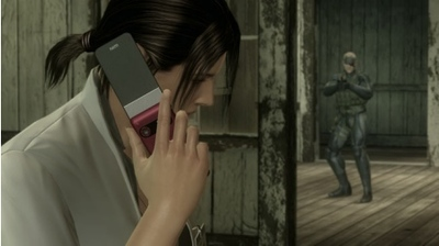 El Product Placement en 'Metal Gear Solid 4'