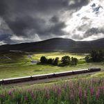 Cruzar Escocia en tren de lujo con spa ya es posible