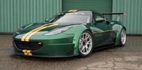 Lotus Evora GTC, listo para competir