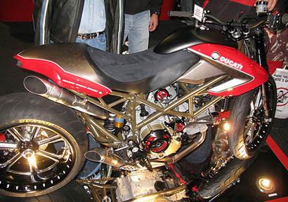 Roland Sands Ducati Hypermotard