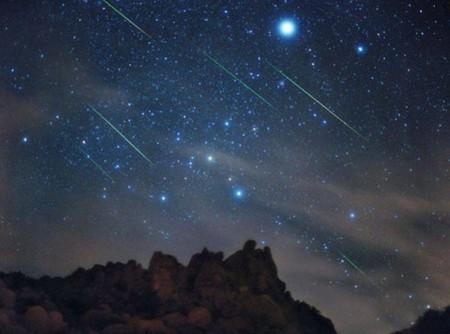 Del 4 hasta el 17 de diciembre puedes observar la lluvia de meteoros más espectacular: las Gemínidas