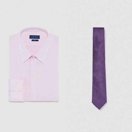 Trece Formidables Combinaciones De Camisas Y Corbatas Para Darle Vida A Cualquier Traje En Primavera 02