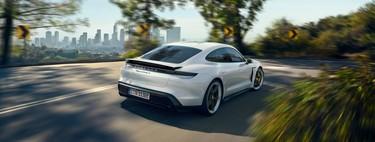 Porsche Electric Sport Sound o cómo el Porsche Taycan ruge como un gasolina haciendo olvidar que es un coche eléctrico