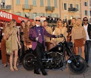 Colección Chanel Crucero 2011