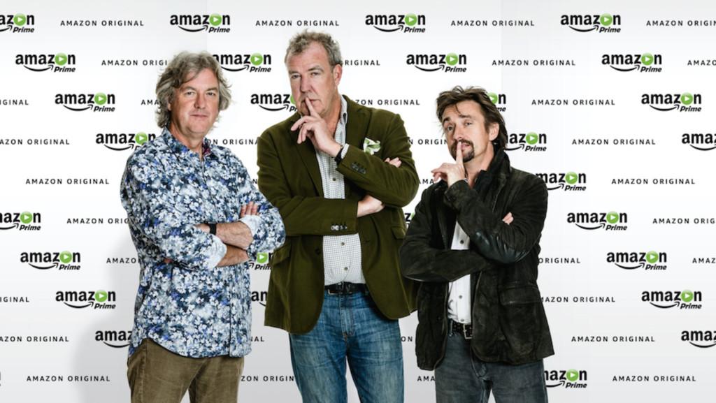 Amazon Prime Video Jeremy Clarkson
