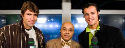 La Sexta ofrecerá mañana sábado dos partidos de la liga de fútbol