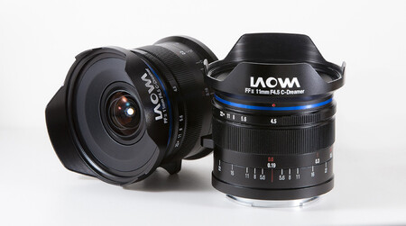 Laowa 11mm F45 Ff Rl