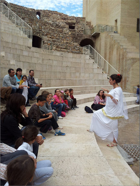 El próximo domingo, ¡revive con tus hijos las hazañas romanas por las calles de Sagunto!