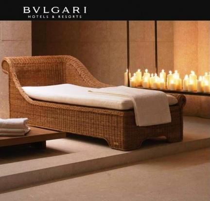 Bvlgari Spa Milano