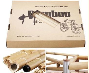 Bamboobee: construyendo tu propia bicicleta de bambú