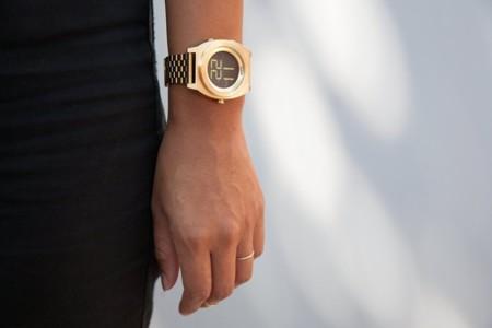 La versión Vintage Digital del reloj más vendido de Nixon