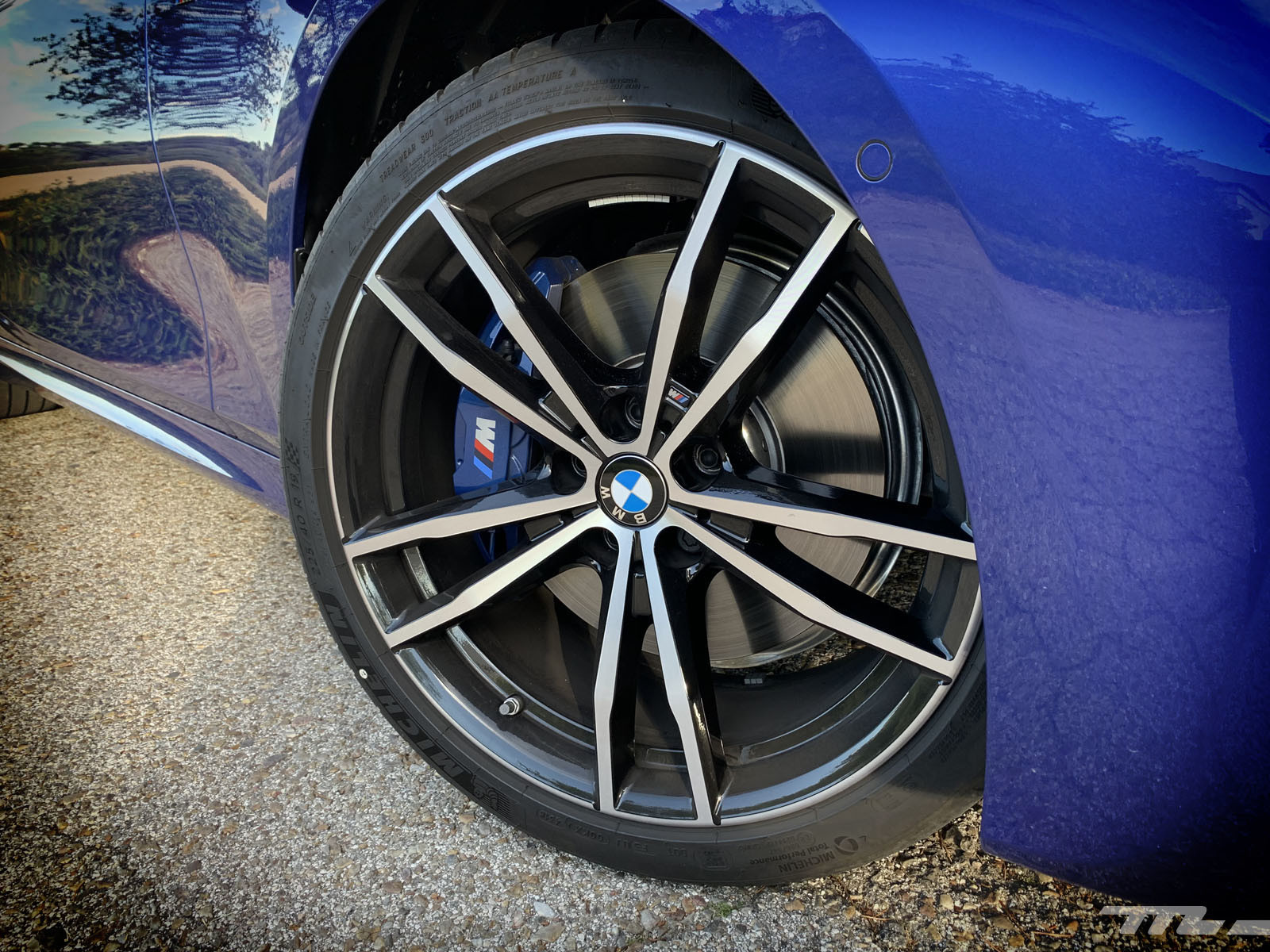 Foto de BMW 330i (prueba) (1/48)
