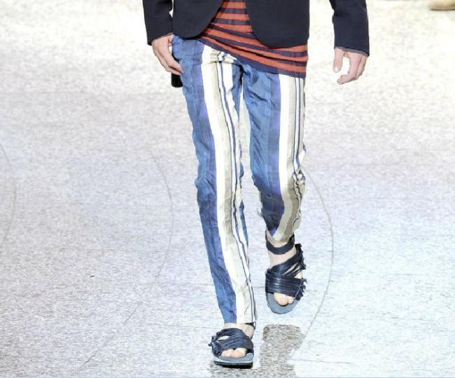 pantalones estampados primavera 2012