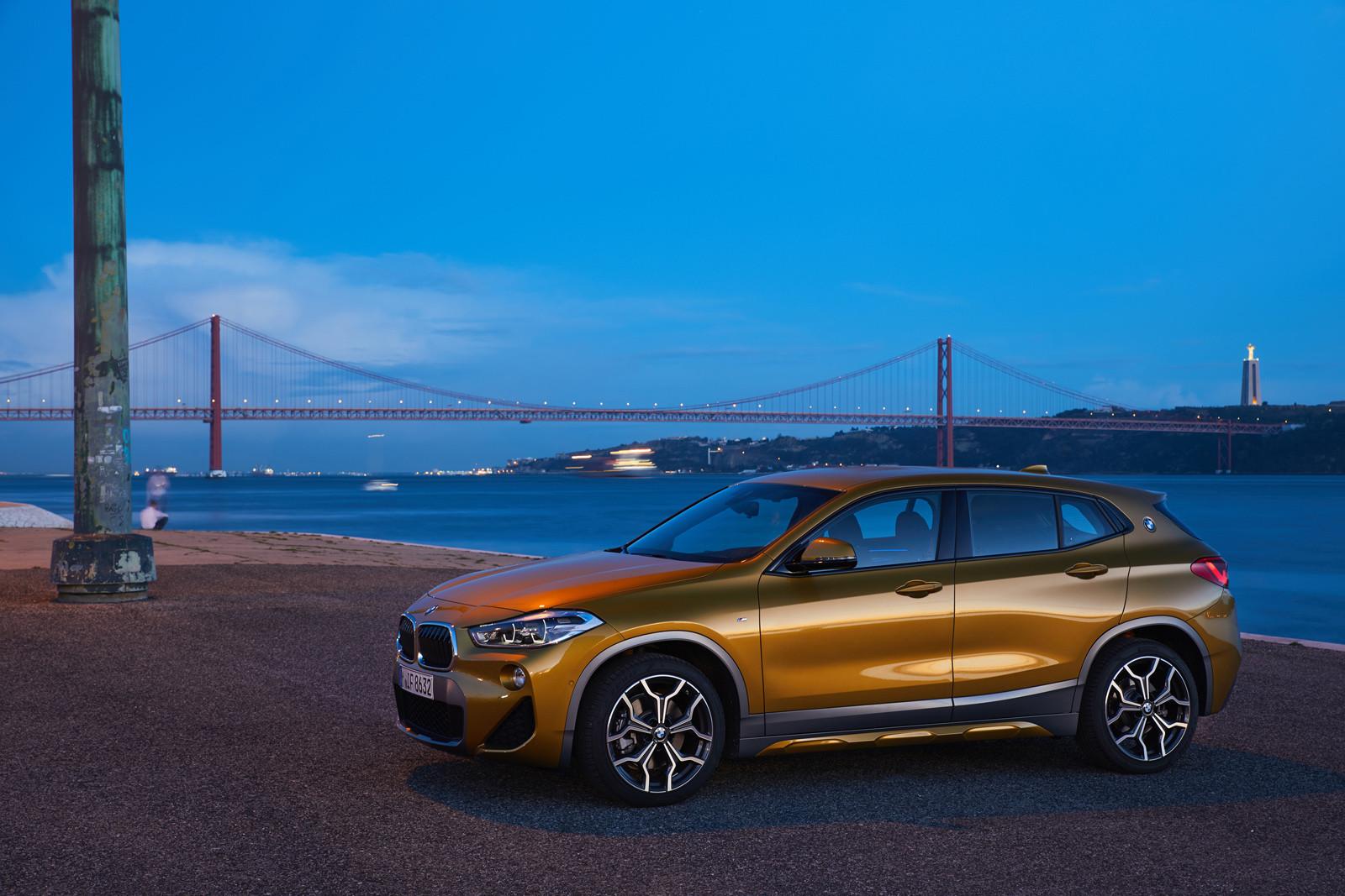 Foto de BMW X2 (contacto) (34/86)