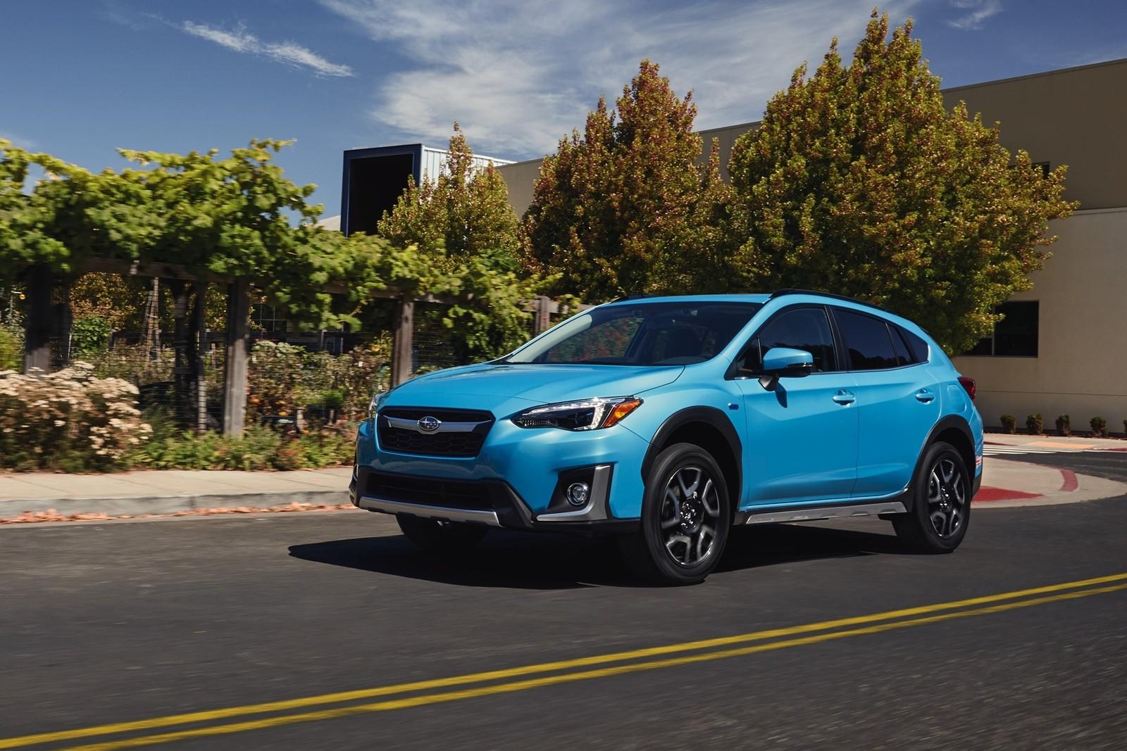 Foto de Subaru Crosstrek Hybrid 2019 (2/16)