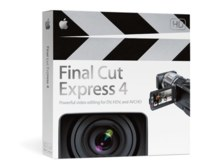 Final Cut Express 4 ya disponible