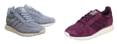 Las zapatillas Adidas Forest Grove W están disponibles desde 35 euros en Amazon con envío gratis