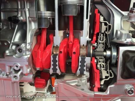 Pistones Y Ciguenal Motor Honda Civic Type R 2007