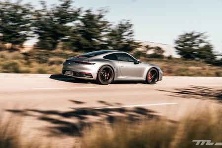 Porsche 911 Carrera S dinámica