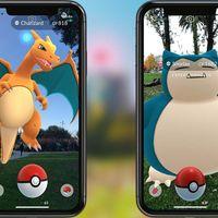 Ya podrás ver a los Pokémon en su tamaño real en Pokémon GO!… si tienes un iPhone con iOS 11