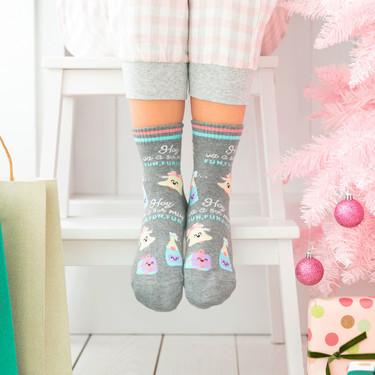Calzedonia y Mr Wonderful una colección de Navidad muy molona