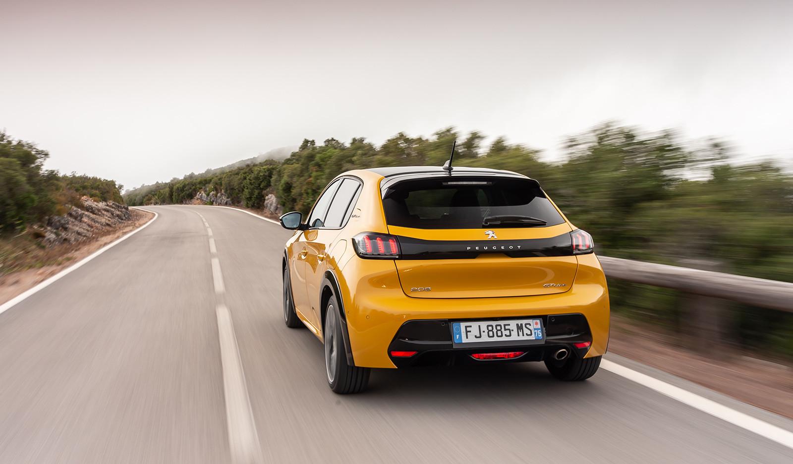 Foto de Peugeot 208 2020 (3/23)