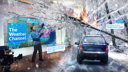 Unreal Engine Blog The Weather Channel Taps The Future Group To Provide Revolutionary Mixed Reality Capabilities Weather Channel Imr2 1280x720 0f80ee738c4d587085d432a40924a99e69d04feb