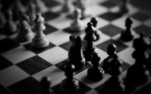 De ajedrez, máquinas y humanos