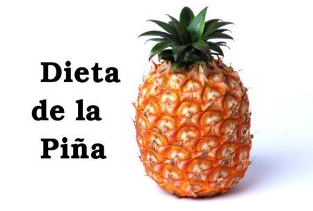 Análisis de dietas milagro (XIX): Dieta de la piña