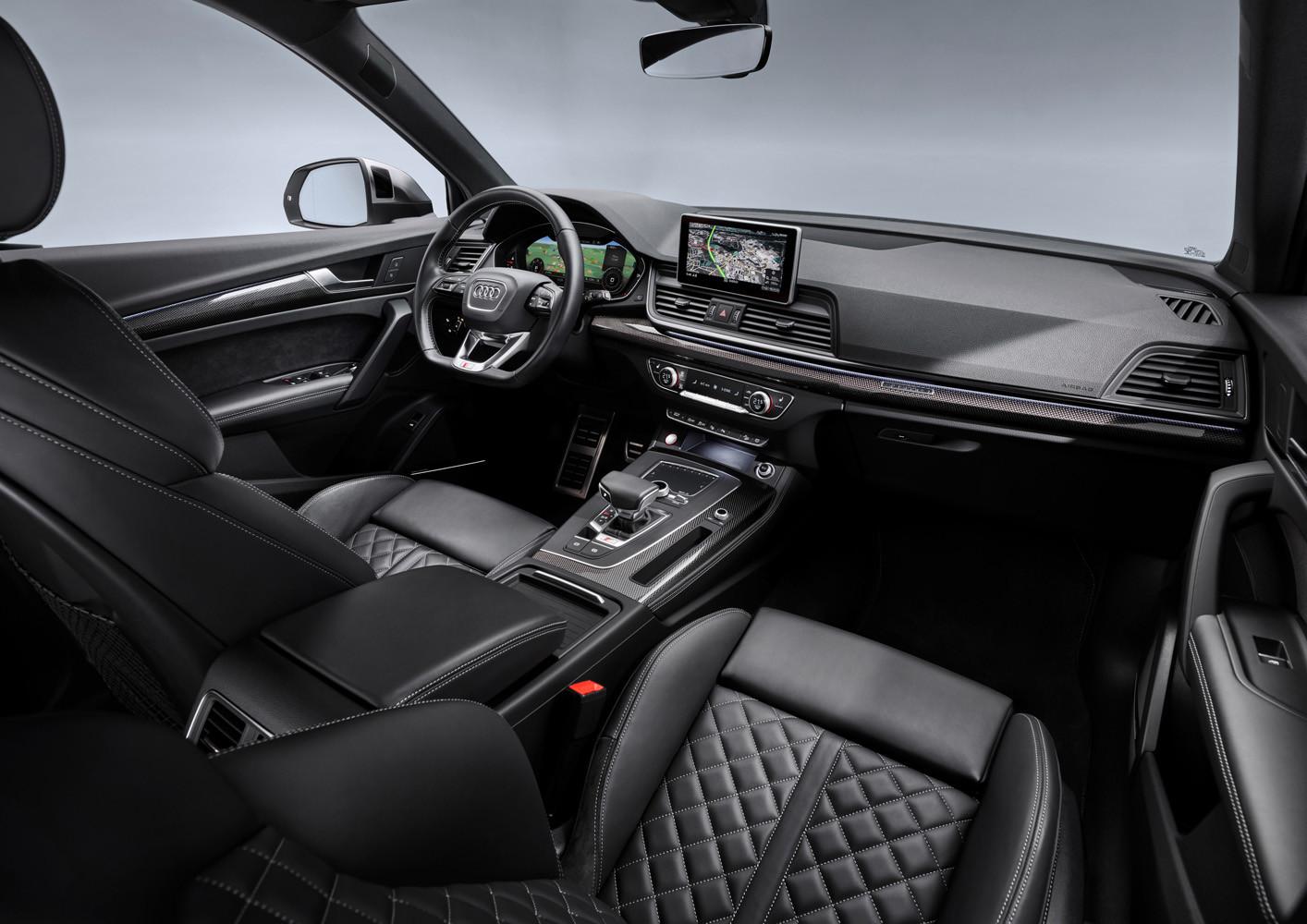 Foto de Audi SQ5 TDI 2019 (9/19)