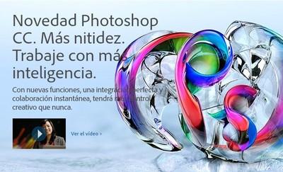 Creative Cloud y el pago por suscripción son la apuesta de Adobe