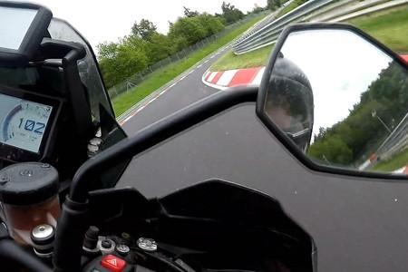 Nurburgring Crash Moto 1