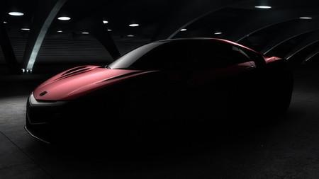 El Acura NSX de producción debutará en Detroit... y ya ha comenzado a mostrarse en teasers