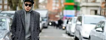 El mejor street-style de la semana se inspira en el urbanismo y los grises de la ciudad