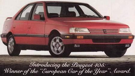 Peugeot Type 405