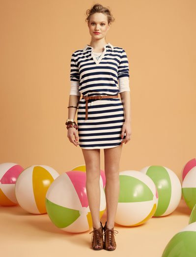 Blanco, lookbook Verano 2011 look