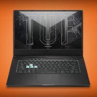 Laptop ASUS TUF Dash F15 con Intel Core i7 de onceava generación y tarjeta RTX 3050 Ti por menos de 20,000 pesos en Amazon México