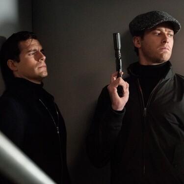 'Operación U.N.C.L.E.': Henry Cavill y Armie Hammer protagonizan una de las mejores películas de Guy Ritchie