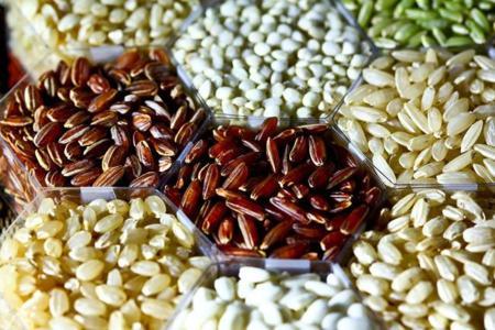tipos de granos