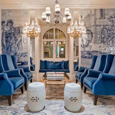 Para morir de amor: Así es hotel H10 Duque de Loulé, firmado por Lázaro Rosa Violán